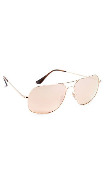 Ray-Ban RB3587 Chromance Sunglasses