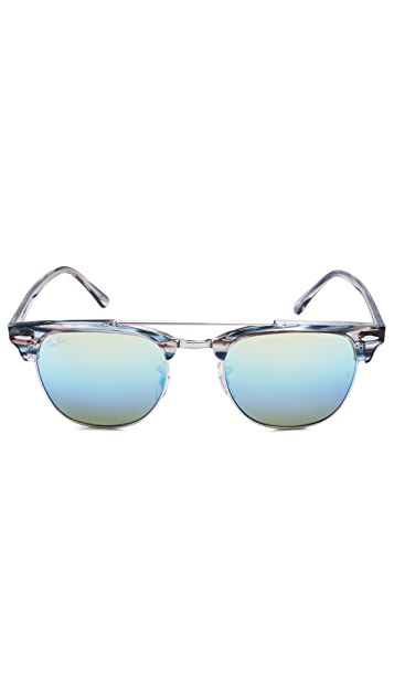 Ray-Ban Clubmaster Double Bridge Sunglasses
