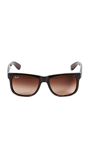 Ray-Ban Justin Flash Gradient Sunglasses