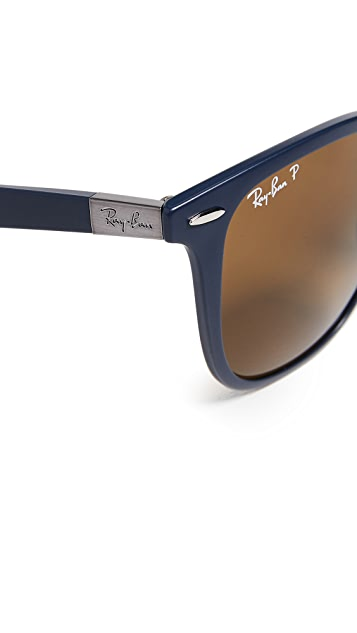 Ray-Ban Wayfarer Polarized Sunglasses