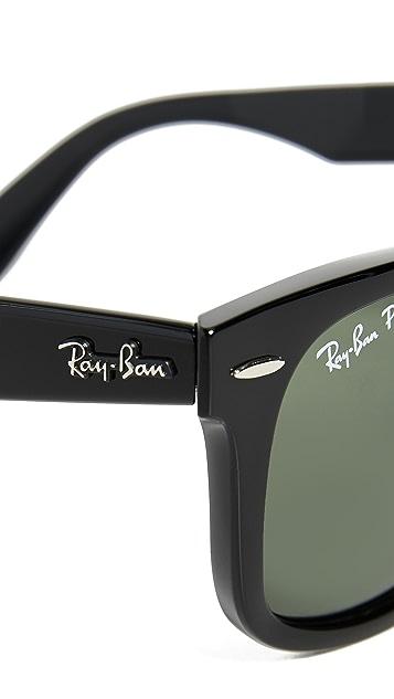 Ray-Ban Polarized Wayfarer Sunglasses
