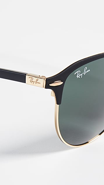 Ray-Ban Round Aviator Sunglasses
