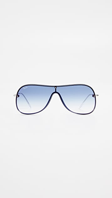 Ray-Ban Shield Sunglasses