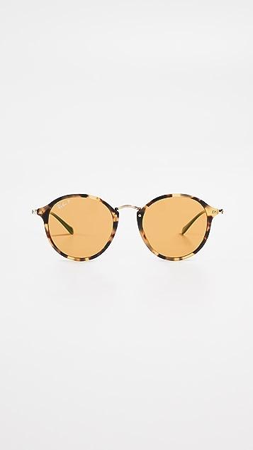 Ray-Ban Polar Round Sunglasses