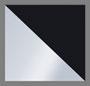 Matte Black/Grey Mirror Silver