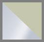 Silver/Clear Grad Green