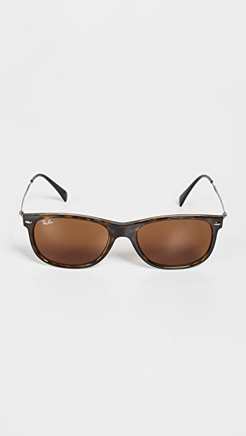 Ray-Ban RB4318 Sunglasses