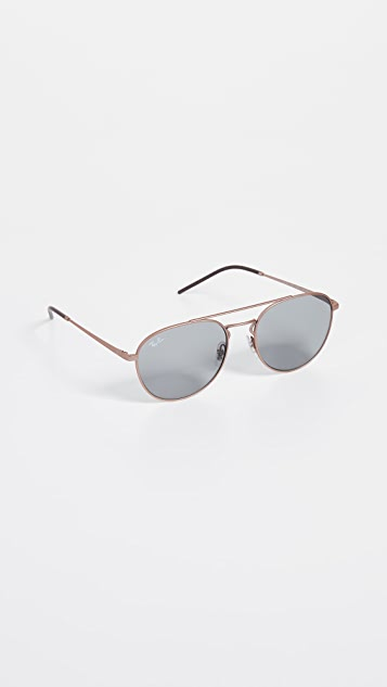 Ray-Ban RB3589 Youngster 飞行员太阳镜