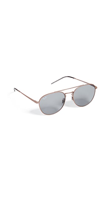 Ray-Ban RB3589 Youngster Aviator Sunglasses