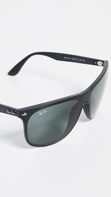 Ray-Ban RB4447N Blaze Flat Top Sunglasses