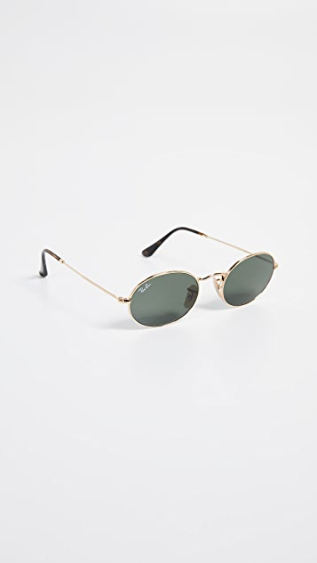 Ray-Ban Small Oval Sunglasses