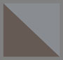 серый гавана в полоску/темно-серый