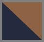 Copper/Dark Blue/Clear Brown
