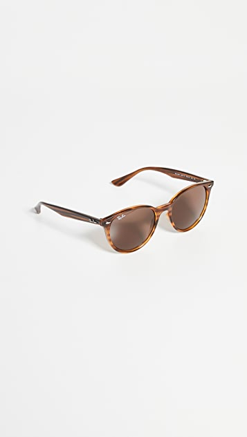 Ray-Ban Highstreet Round Sunglasses