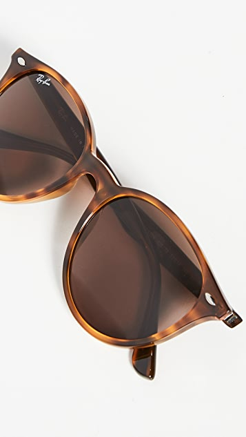 Ray-Ban Круглые солнцезащитные очки Highstreet