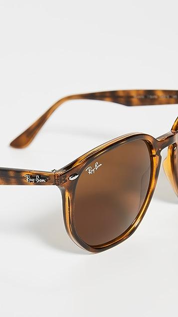 Ray-Ban Шестиугольные солнцезащитные очки Highstreet