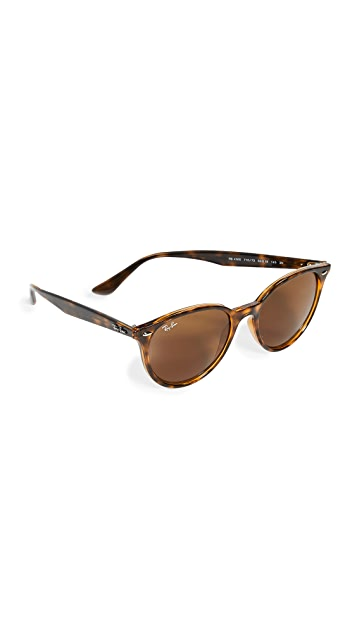 Ray-Ban 0RB4305 Round Sunglasses