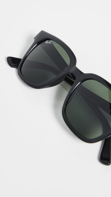Ray-Ban Highstreet Wayfarer Sunglasses