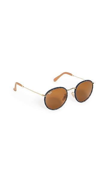 Ray-Ban Classic Icon Round Sunglasses