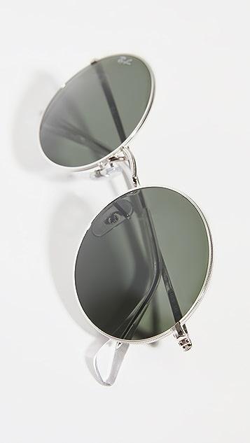 Ray-Ban 1970 椭圆形太阳镜