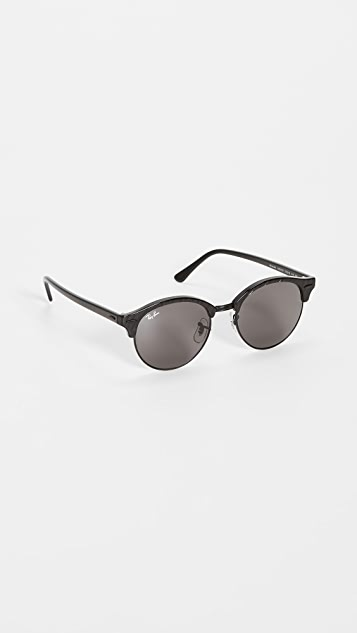 Ray-Ban 51 Clubround Sunglasses
