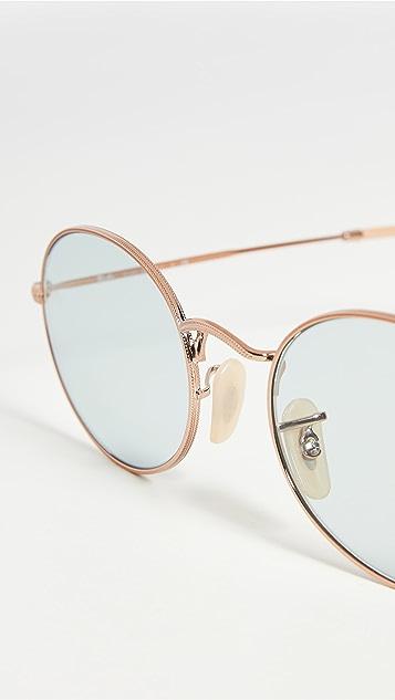 Ray-Ban 0RB354 Narrow Oval Sunglasses