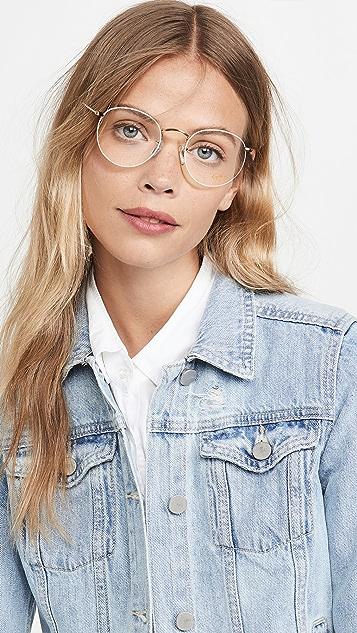 Ray-Ban 雷朋 经典圆形光学眼镜