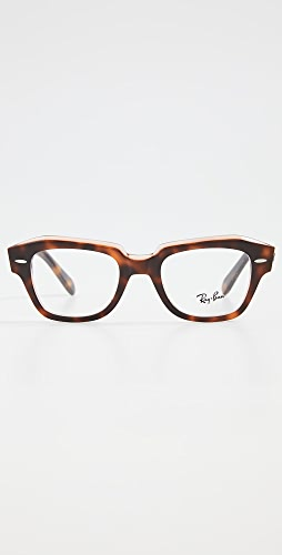 Ray-Ban - Icon State Street Glasses