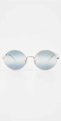 Ray-Ban - 1970 Oval Sunglasses
