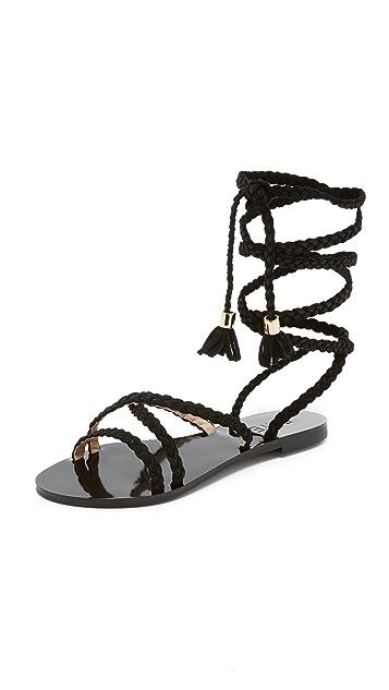 6f8e442d8ede Raye Sadie Gladiator Sandals