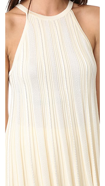 Roberto Cavalli Pleated Top