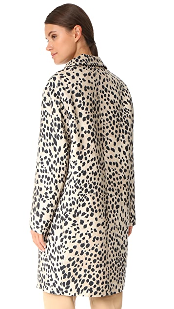 Roberto Cavalli Printed Coat