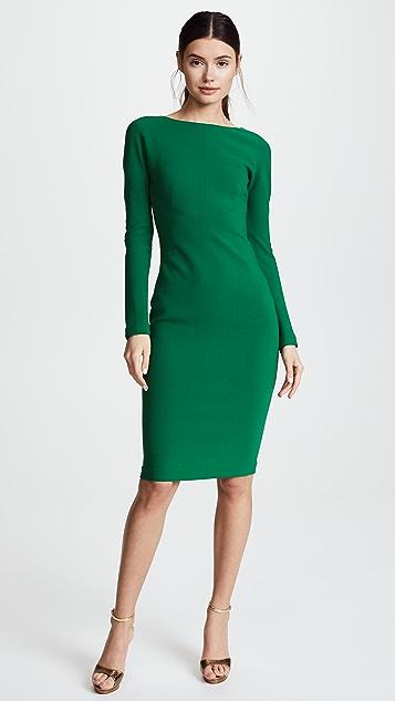 Roberto Cavalli Woven Midi Dress