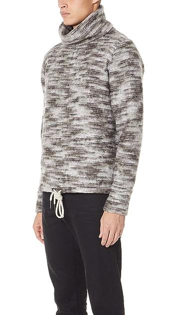 Rochambeau Oversized Turtleneck Pullover