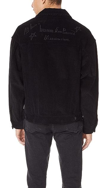 Rochambeau Short Jacket