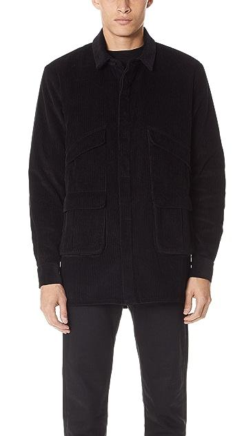 Rochambeau Pocket Shirt Jacket