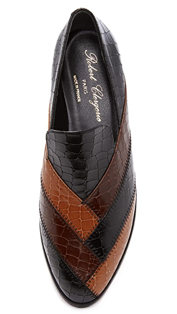 Robert Clergerie Atum Loafers