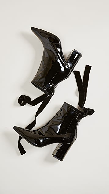 Robert Clergerie x Self-Portrait Karli Booties