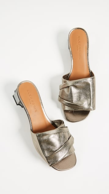 Robert Clergerie Lendy Mule Pumps