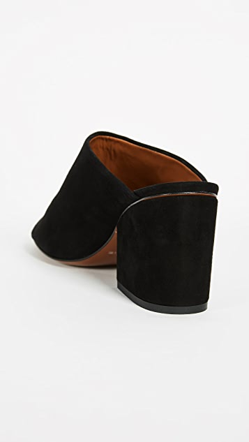 Robert Clergerie Caren Mule Pumps