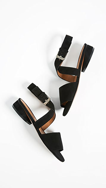 Robert Clergerie Fina Strappy Sandals