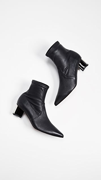 Clergerie Serenaa Booties