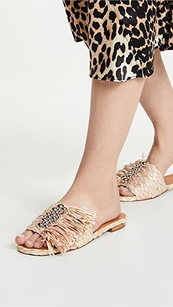 Clergerie Amazing Slide Sandals