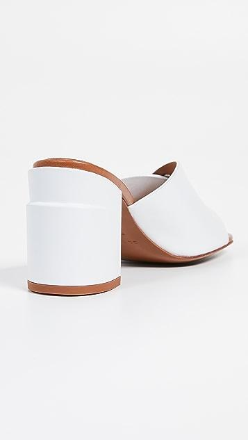 Clergerie Туфли без задников Anna