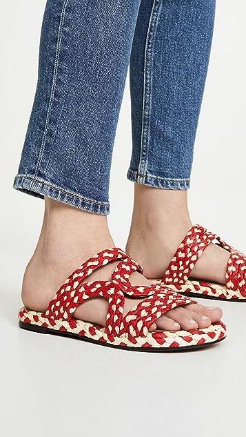Clergerie Aura 凉鞋