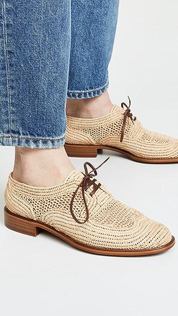 Clergerie Ботинки на шнурках Japaille 2