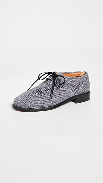 Clergerie Ботинки на шнурках Joy