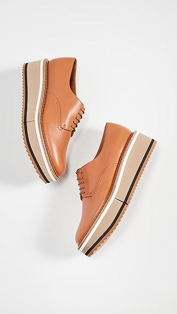 Clergerie Ботинки на шнурках Berlin 3