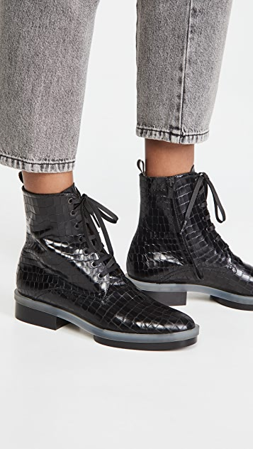 Clergerie Robyn Combat Boots