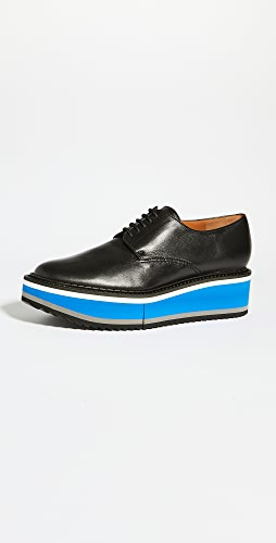 Clergerie - Brook 厚底牛津鞋